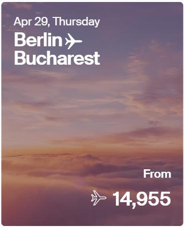 Berlin Bucharest