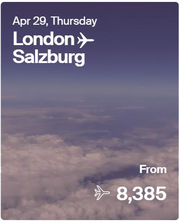 London Salzburb